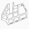Chassisplatte